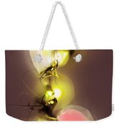 Abstract 100813 Weekender Tote Bag