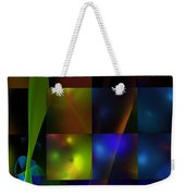 Abstract 101413 Weekender Tote Bag