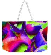 Abstract 102 Weekender Tote Bag