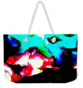 Abstract 105 Weekender Tote Bag
