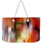 Abstract 11 Weekender Tote Bag
