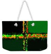 Abstract 118 Weekender Tote Bag