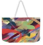 Abstract #12 Weekender Tote Bag