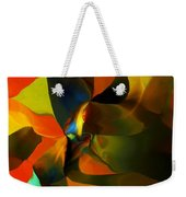 Abstract 120412 Weekender Tote Bag