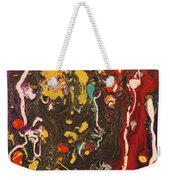 Abstract 13 - Life On The Ocean Floor Weekender Tote Bag