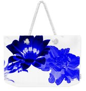 Abstract 130 Weekender Tote Bag