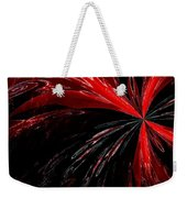 Abstract 139 Weekender Tote Bag