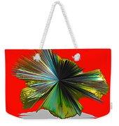Abstract #140810 - Untitled  Weekender Tote Bag