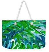 Abstract 16 Weekender Tote Bag by Kenny Francis