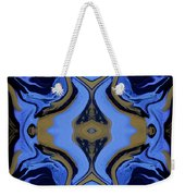 Abstract 162 Weekender Tote Bag