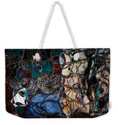 Abstract 1785 Weekender Tote Bag