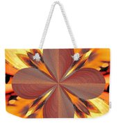 Abstract 180 Weekender Tote Bag