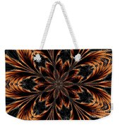 Abstract 288 Weekender Tote Bag