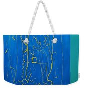 Abstract 2a Weekender Tote Bag