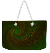 Abstract 340 Weekender Tote Bag