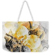Abstract 393-08-13 Marucii Weekender Tote Bag