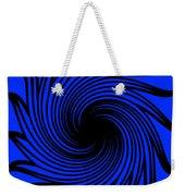 Abstract #4 Weekender Tote Bag