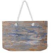 Abstract 408 Weekender Tote Bag
