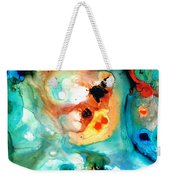 Abstract 5 - Abstract Art By Sharon Cummings Weekender Tote Bag