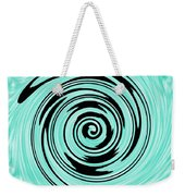 Abstract #5 Weekender Tote Bag