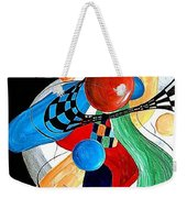Abstract 525-11-13 Marucii Weekender Tote Bag