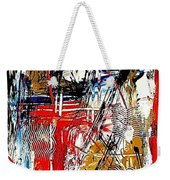 Abstract 526-11-13 Marucii Weekender Tote Bag