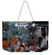 Abstract 77413022 Weekender Tote Bag