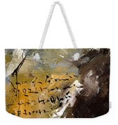 Abstract 96688 Weekender Tote Bag