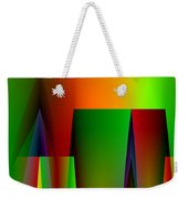 Abstract A018 Weekender Tote Bag