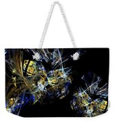 Abstract A07 Weekender Tote Bag