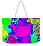 Abstract Andy Weekender Tote Bag