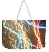 Light Painting - Abstract Art 2 Weekender Tote Bag