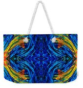 Abstract Art - Center Point - By Sharon Cummings Weekender Tote Bag