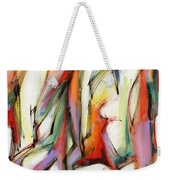 Abstract Art Forty-six Weekender Tote Bag