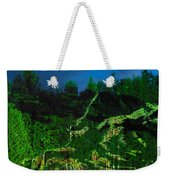 Abstract Art Nature Scenery Weekender Tote Bag