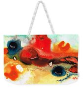 Abstract Art - No Limits - By Sharon Cummings Weekender Tote Bag