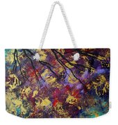 Abstract Art Original Landscape Painting Go Forth IIi By Madart Studios Weekender Tote Bag