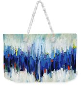 Abstract Art Sixty-two Weekender Tote Bag