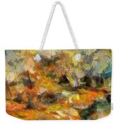 Abstract Autumn 2 Weekender Tote Bag