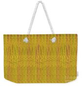 Abstract Autumn Forest Weekender Tote Bag