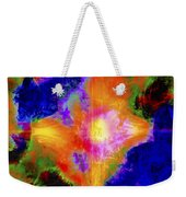 Abstract Series B1 Weekender Tote Bag