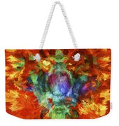 Abstract Series B5 Weekender Tote Bag