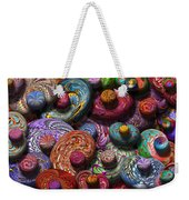 Abstract - Beans Weekender Tote Bag