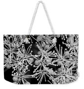 Abstract Blossoms Weekender Tote Bag