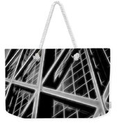 Abstract Buildings 2 Weekender Tote Bag