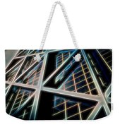 Abstract Buildings Weekender Tote Bag