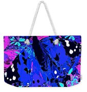 Abstract Butterfly #2 Weekender Tote Bag
