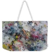 Abstract Butterfly Dragonfly Painting Weekender Tote Bag