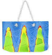 Abstract By Photoshop 12 Weekender Tote Bag