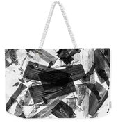 Abstract Chunky Weekender Tote Bag